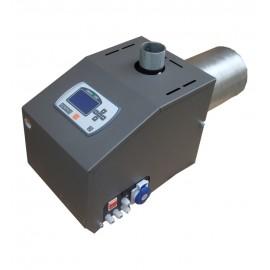 Пелетна горелка с автоматично самопочистване PB 10SC