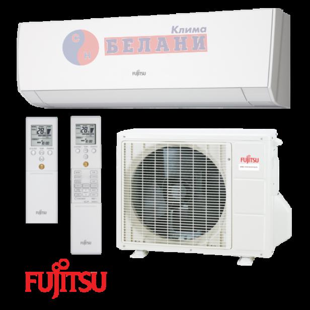 Fujitsu ASYG09KGTB / AOYG09KGCA, 9000 BTU, Клас A+++