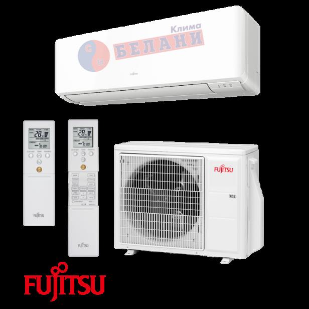 Fujitsu ASYG09KMCC / AOYG09KMCC, 9000 BTU, Клас A++