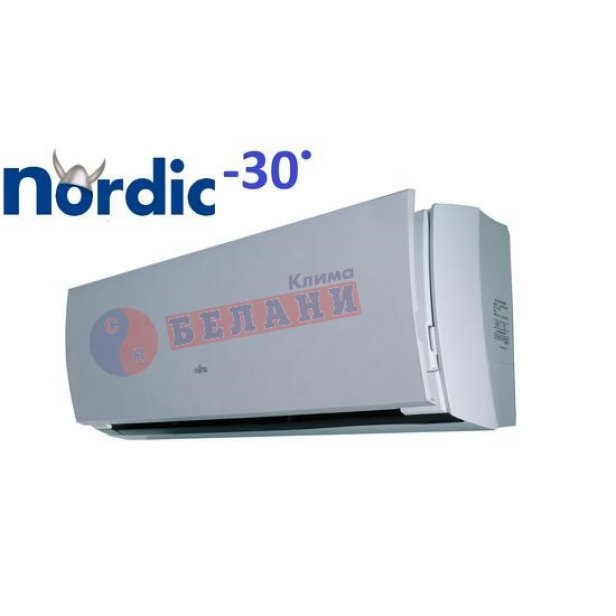 Fujitsu Nordic ASYG12LTCBN / AOYG12LTCN, 12000 BTU, Клас A+++