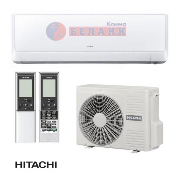 HITACHI Akebono RAK25RXD / RAC25WXD, 9000 BTU, Клас A+++