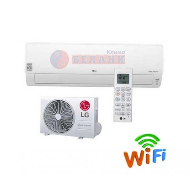 LG DELUXE Wi-Fi DC18RQ.NSJ / DC18RQ.UL2 WI-FI, 18000 BTU, Клас A++