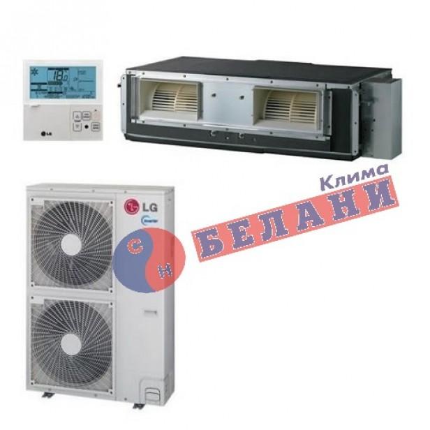 Канално тяло високонапорно LG UB70.N94 / UU70W.U34-3Ф, 24000 BTU, Клас A++