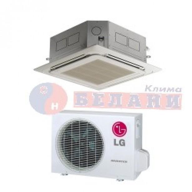 Касетъчен климатик LG UT60F.NA0 / UUD1.U30-1Ф, 60000 BTU, Клас A++