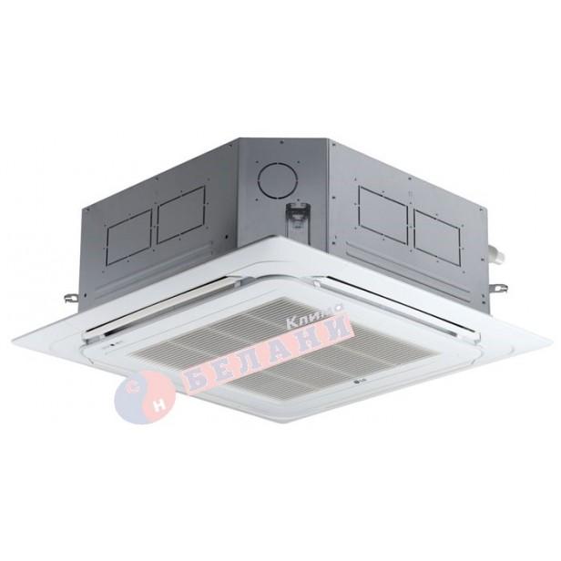 Касетъчен климатик LG CT24F.NB0 / UUC1.U40-1Ф, 24000 BTU, Клас A++