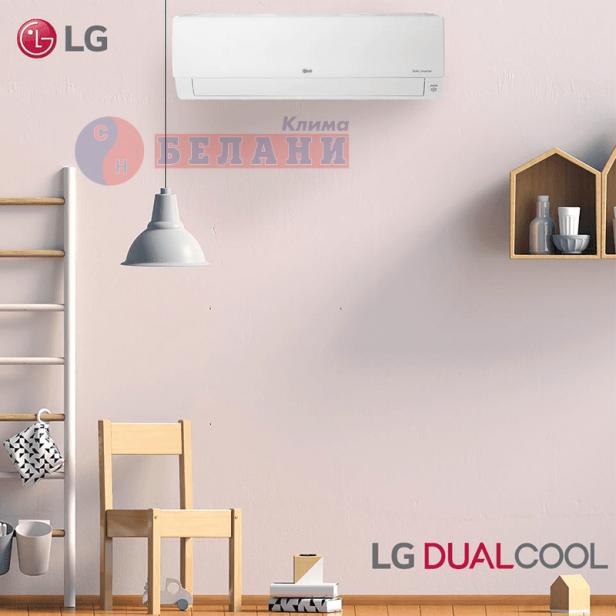 LG Standard NEW Wi-Fi S12ET.NSJ / S12ET.UA3 WI-FI, 12000 BTU, Клас A++