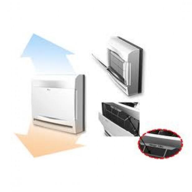 Подов климатик LG CQ09.NA0 / UU09W.UL0 - Конзола