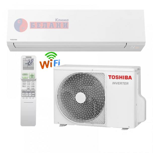 Toshiba Shorai Edge RAS-B13J2KVSG-E / RAS-13J2AVSG-E, WI-FI, 14000 BTU, Клас A+++