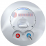 Tesy BiLight Slim GCV 80 38 30 B11 TSR - електрически вертикален