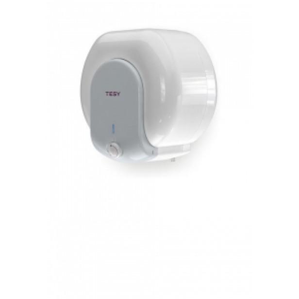 Малолитражен бойлер Tesy стъклокерамичен, 10Л, над мивка, 2000 W, регул.термостат