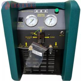 Станция за събиране на хл. газове REFCO ENVIRO-DUO-OS с маслоотделител