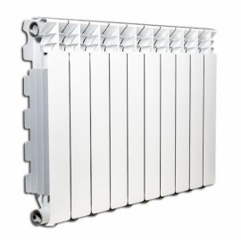 Алуминиев радиатор BIG B3 800/100 мм