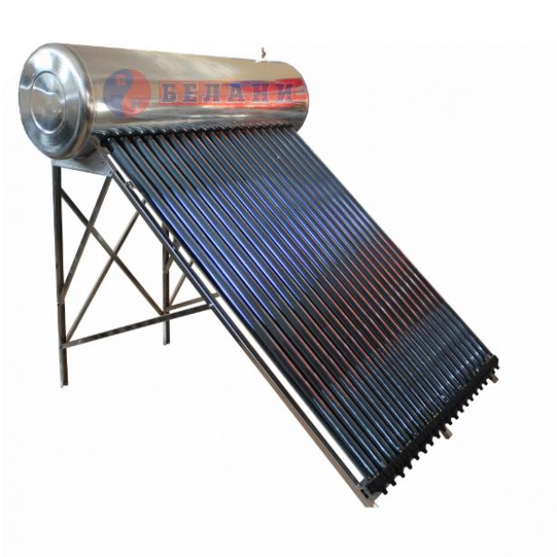 Слънчев вакуумен колектор SFA-150 с водосъдържател