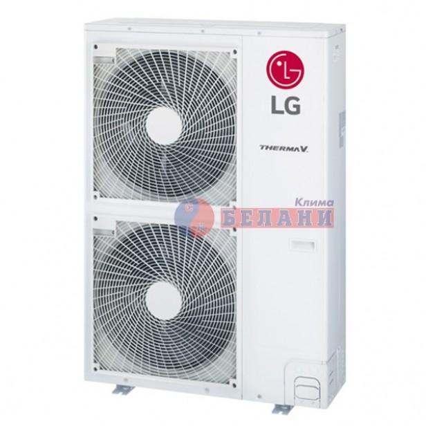 Термопомпена система LG HN1616T.NB0/HU163.U33 с вграден бойлер