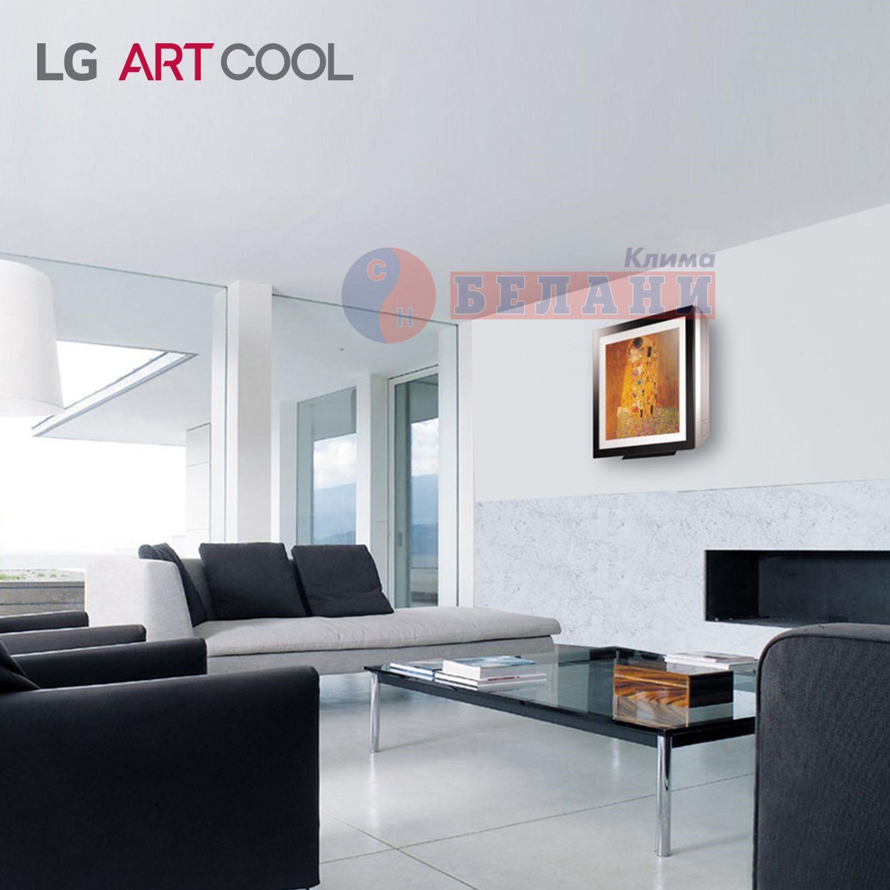 LG ARTCOOL GALLERY A12FR.NSF / A12FR.UL2 , 12000 BTU, Клас A++