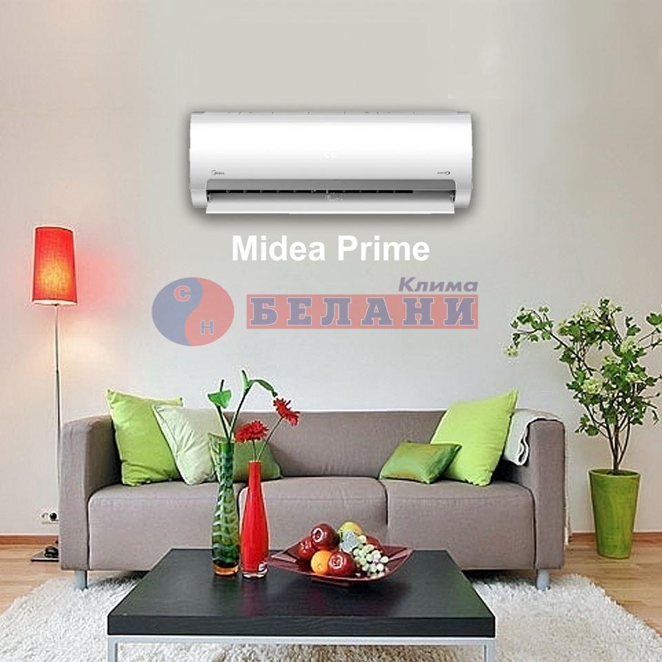 Midea Prime MA2-12NXD0 / MA-12N8D0 WI-FI, 12000 BTU, Клас А++